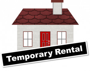 when to sell the temporary rental