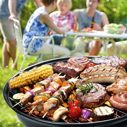 be safe when grilling this sumer